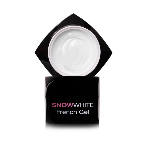 Marilyn french gel snow white