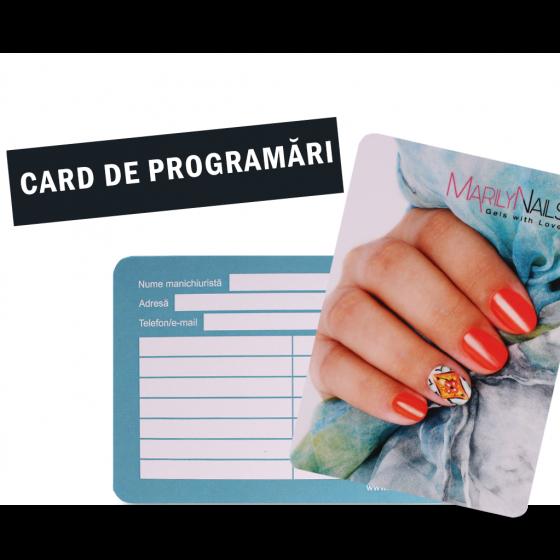 Card de Programări