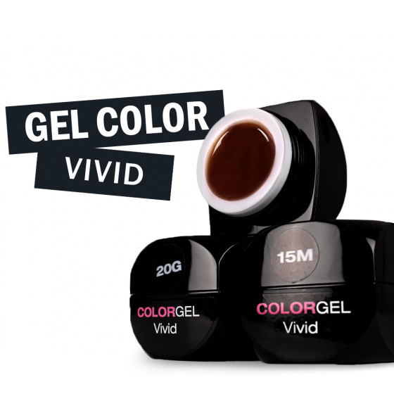 Geluri colorate UV - Gel Color Vivid